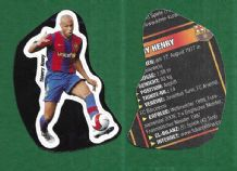 Barcelona Thierry Henry 2007 (F)